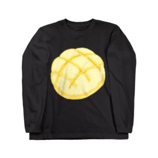 メロンパン ロングスリーブTシャツ