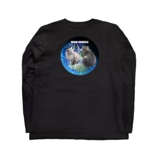 MEOW UNIVERSE Long sleeve T-shirts