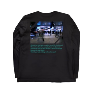 Station Long sleeve T-shirts