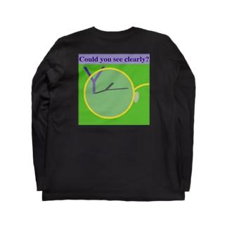 見通し Long sleeve T-shirts