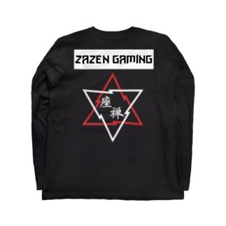 ZAZEN GAMING Long sleeve T-shirts