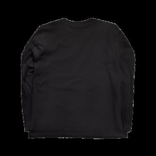 クリス⛈️のなんかエモいの Long sleeve T-shirtsの裏面