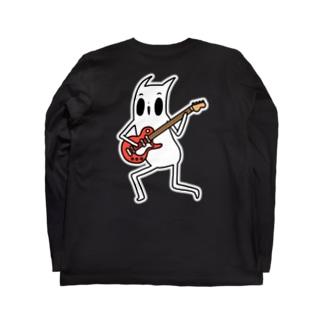 ギターチャッピー Long sleeve T-shirts