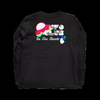 bathtime boysのUFO CLUB Long sleeve T-shirts