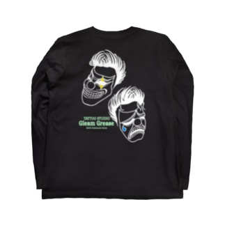 GleamGrease TattooStudio Long sleeve T-shirts