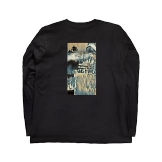stoned bear Long sleeve T-shirts