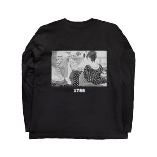 大江戸浪漫 Long sleeve T-shirts