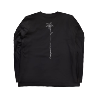Balloon flower Long sleeve T-shirts
