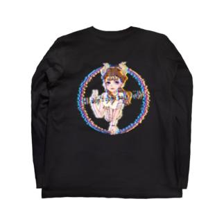 フィオナちゃん Long sleeve T-shirts