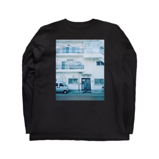 冬はつとめて backprint Long sleeve T-shirts