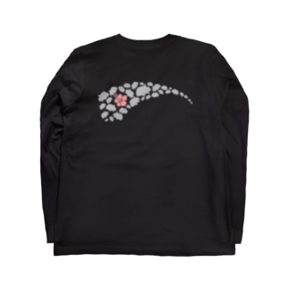 I*Ly / アイリィのG・T×ハイビスカス Long sleeve T-shirts