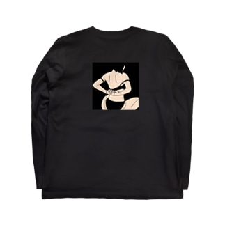 前戯 Long sleeve T-shirts
