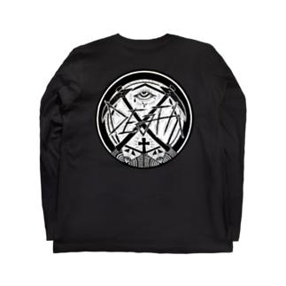 DEATHです Long sleeve T-shirts