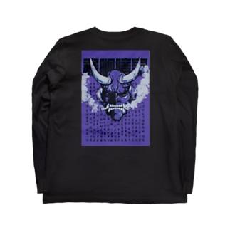 02-Purple- Long sleeve T-shirts