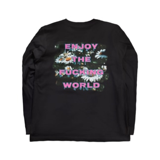 縁屋(EN)のEN ETFW Long sleeve T-shirtsの裏面
