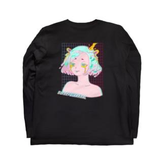 suisei girl02 Long sleeve T-shirts