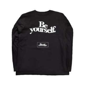 Be yourself Long sleeve T-shirts