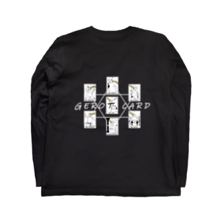 GEROTヘキサグラム2 Long sleeve T-shirts