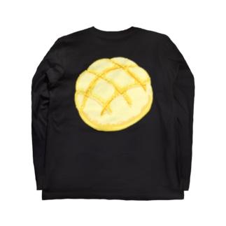 メロンパン Long sleeve T-shirts
