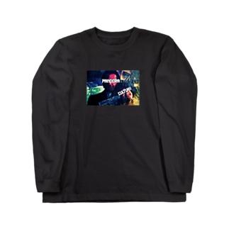 殺人鬼 Long sleeve T-shirts