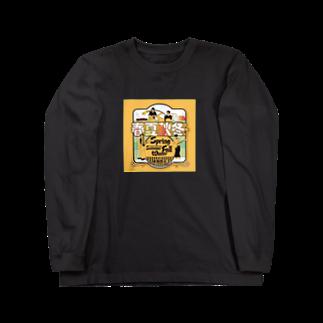OKダイレクト powered by SUZURIの春夏秋冬 Long sleeve T-shirts