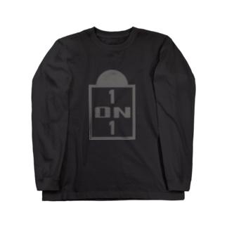 1ON1 Long sleeve T-shirts