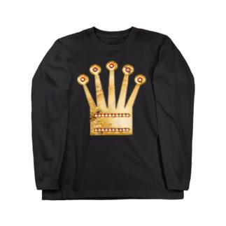 KING OF KINGS Long sleeve T-shirts