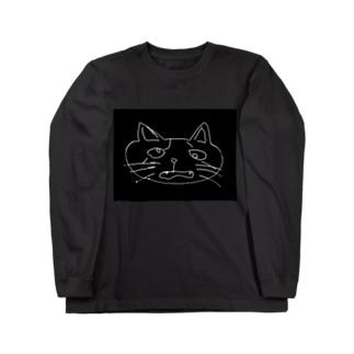 ざらめ Long sleeve T-shirts