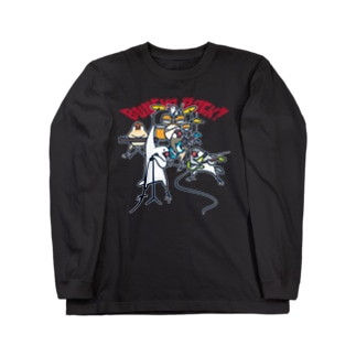 BUNCHO ROCK! Long sleeve T-shirts