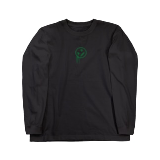 don't SMILEY Long sleeve T-shirts