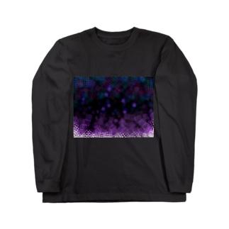 感情と情報の輪廻 Long sleeve T-shirts