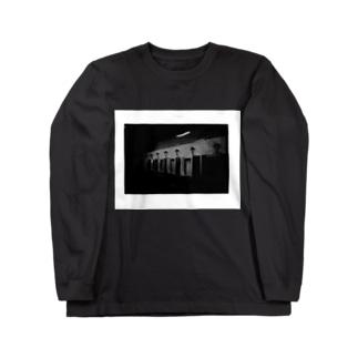 尿意 Long sleeve T-shirts
