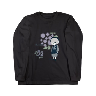 ajisai Long sleeve T-shirts