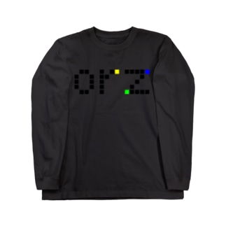 orz Long sleeve T-shirts