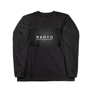 ラジオ 深夜 受験勉強 Long sleeve T-shirts