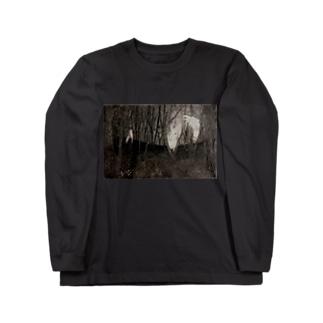 境界 Long sleeve T-shirts