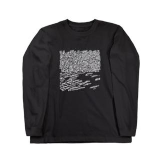 SHINOBI Long sleeve T-shirts