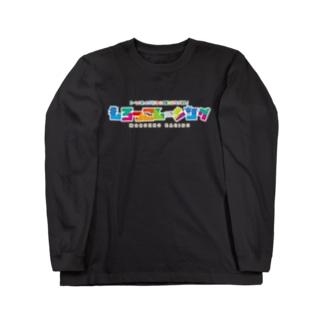 もろっこレーシングLOGO Long sleeve T-shirts
