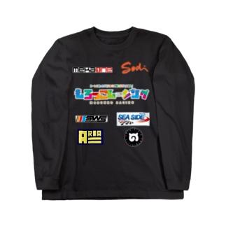 レーシングスーツレプリカ風 Long sleeve T-shirts