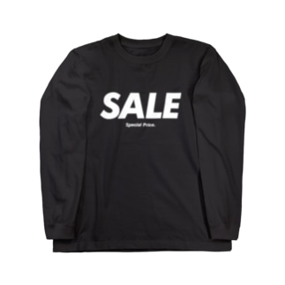 セール(special price)濃色 Long sleeve T-shirts