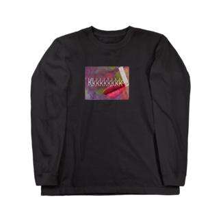 K Long sleeve T-shirts