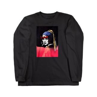syioff Long sleeve T-shirts