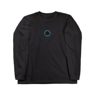 六十路風呂 Long sleeve T-shirts