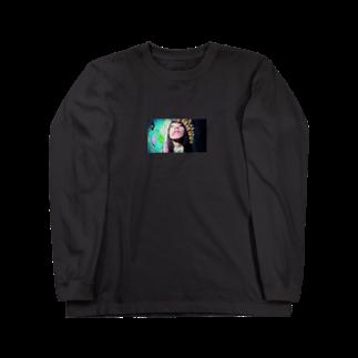 Akira Yamagiriの渇いてる女の子 Long sleeve T-shirts