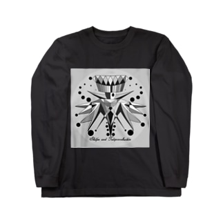 Chichiro紋 Long sleeve T-shirts