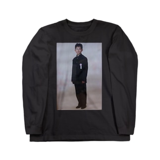 hosoe(okuba) Long sleeve T-shirts