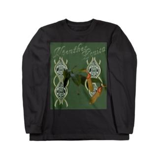 Npenthes Louisaシリーズ Long sleeve T-shirts