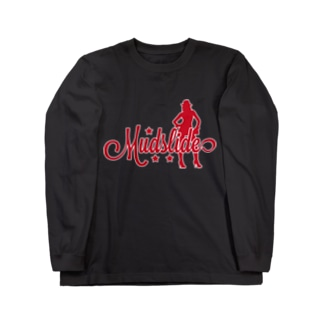 MUDSLIDE original logo Long sleeve T-shirts