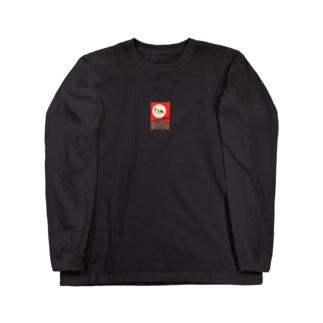 ナワバリ TEE Long sleeve T-shirts