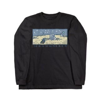 MOON WALKER Long sleeve T-shirts